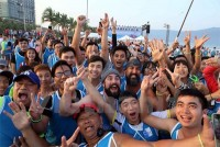 barefoot runners to race on da nang beach