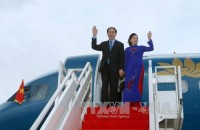 president to pay state visit to brunei singapore