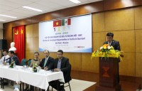 vietnam mexico seek garment trade opportunities