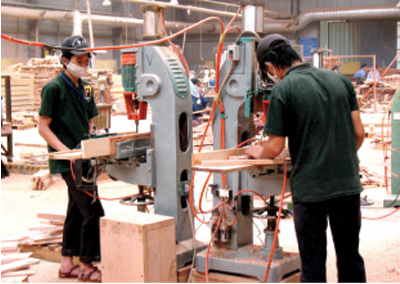 Seeking more incentives for domestic wood market