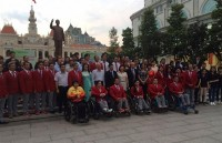 vietnam paralympic team seek to bring home medals