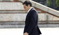 greece pm says eu sleepwalking toward cliff wants debt relief by end 2016