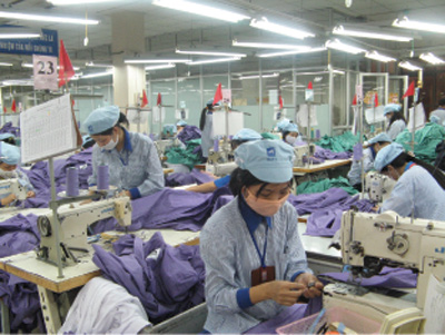 US, Vietnam trade sees constant growth