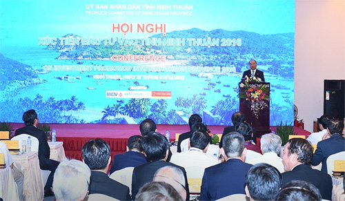 Ninh Thuan asked to make clear commitments to investors