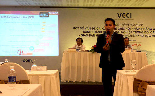 Vietnamese SMBs to enter the global market through strong online presence