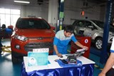 ford employees compete in the 8th national skill contest