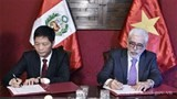 vietnam peru boost trade and economic cooperation