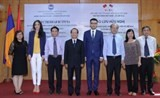 exchange promotes vietnam armenia friendship