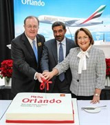 emirates expands its united states network with the launch of orlando route