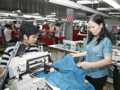 Hanoi's eight-month IPI rises 7.4 percent