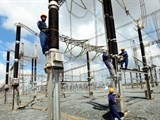 construction of long phu 1 thermo power plant in progress