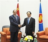 egypt to bolster ties with asean