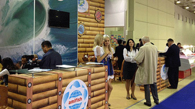 Local companies seek opportunities in Moscow