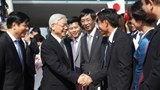 developing and deepening vietnam japan strategic partnership