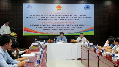 Da Nang seeks to reduce greenhouse emissions with UK-supported tool