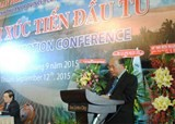seven additional investment projects roll into binh thuan