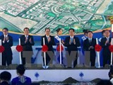 seventh vietnam singapore industrial park built in nghe an