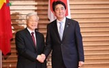 japanese media carries news stories about vietnam japan cooperation