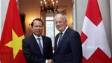 switzerland treasures fostering cooperation with vietnam