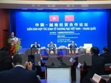 vietnam china work to facilitate trade investment