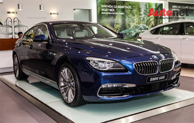BMW to introduce new 6-Series Gran Coupe to Vietnam market