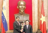 vietnam venezuela towards higher trade turnover