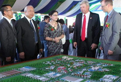 US$450m green technology park planned for Long An
