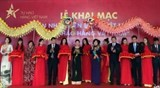 vietnamese goods identity week opens in vietnams major cities