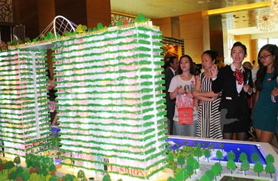 First 'green' LEED building project announced in Viet Nam