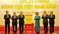 vietnam golden book of creativity makes debut