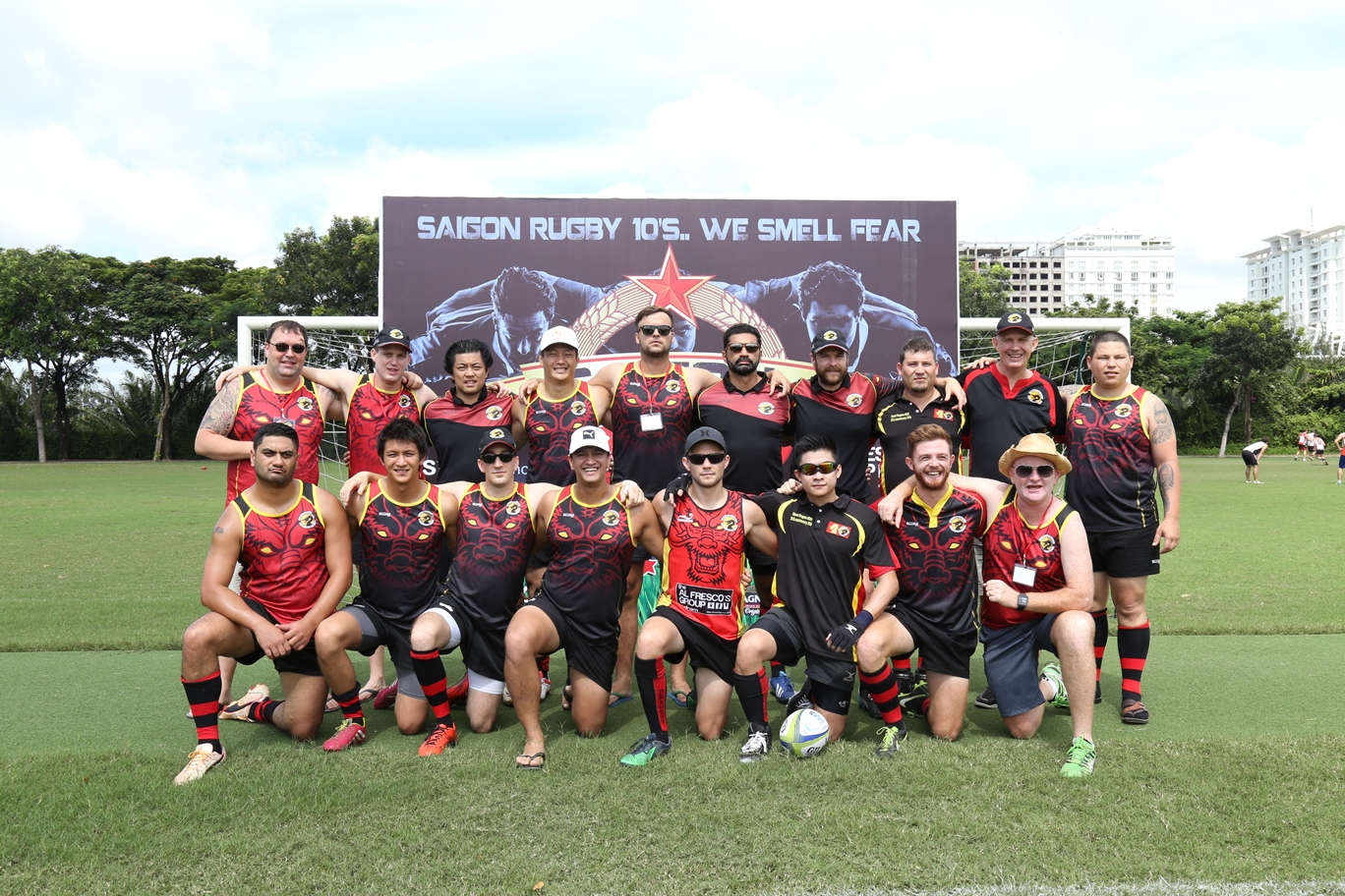 Save the date for International Rugby Tournament in Saigon: 17 Sept 2016