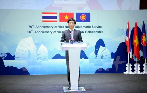 National Day marked abroad