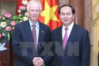 vietnam wants to boost multi faceted co operation with canada president