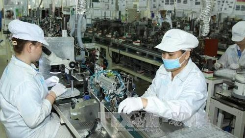 Vietnam's industrial production up 6.9% in eight months