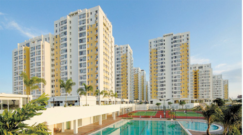 Real estate market attracts foreign investors