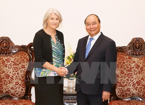 PM welcomes new Danish Ambassador
