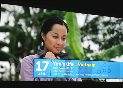"""""""Yen's Life"""" to be screened at 5th ASEAN film festival"""