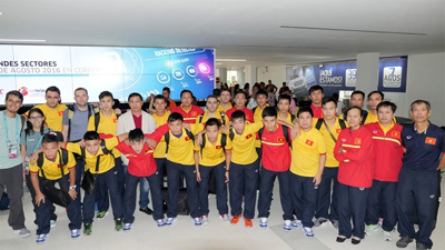Vietnam's futsal team ready for World Cup campaign
