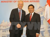 vietnam canada agree to forge trade ties