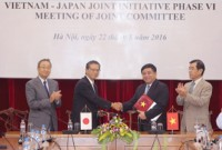 phase 6 of vietnam japan joint initiative launched