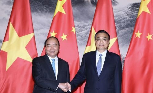Vietnam, China deepen comprehensive strategic co-operative partnership