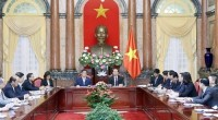 president asks for more japanese investment in vietnam