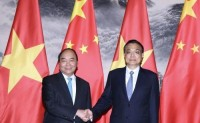 vietnam china deepen comprehensive strategic co operative partnership