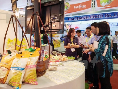 Vietnam Foodexpo to take place in HCMC