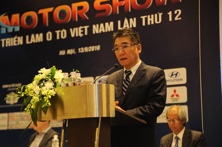 Vietnam Motor Show 2016: Accelerate to celebrate with modern automotive technologies