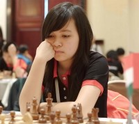 vietnam female team ranks 9th in chess olympiad