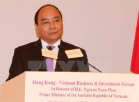 pm attends hong kong vietnam business investment forum