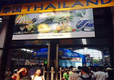 Rising demands for Thai products on display at CAEXPO