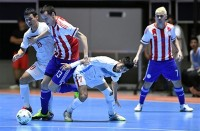 paraguay beats vietnam in world cup futsal
