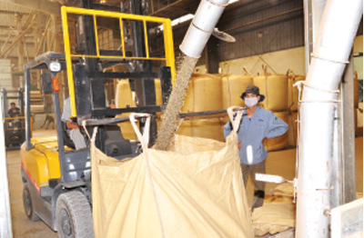 Coffee exports set record in volume